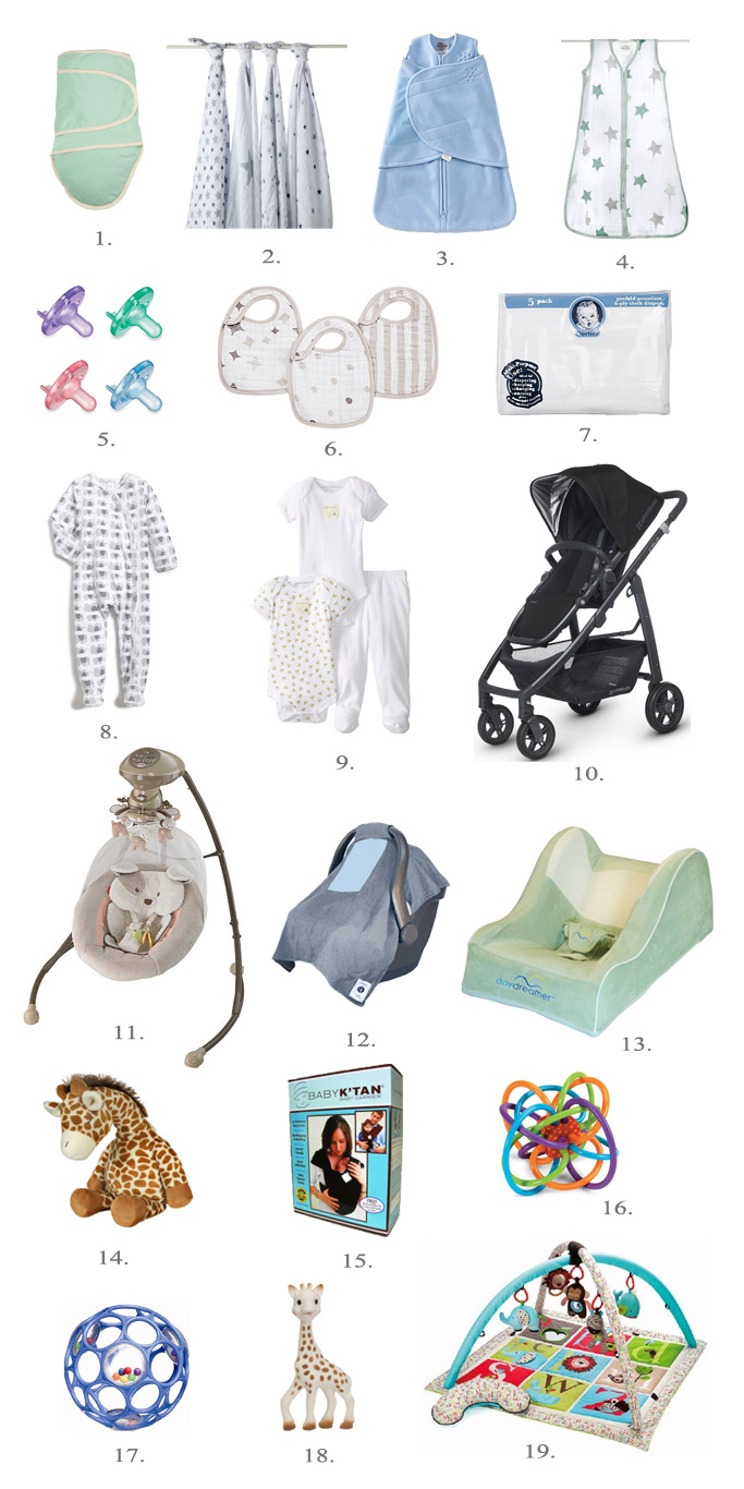 baby products, favorite baby products, baby's first 6 months, baby roundup