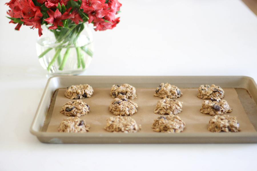 healthy cookies, healthy breakfast, breakfast cookies, healthy recipe