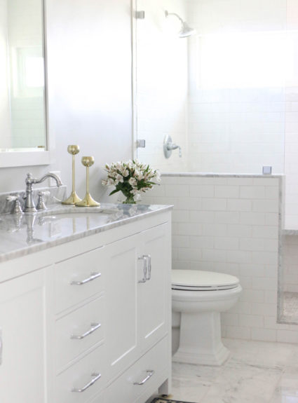 Our Master Bathroom Renovation Before & After