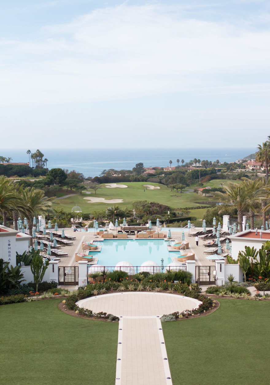Babymoon at the Monarch Beach Resort