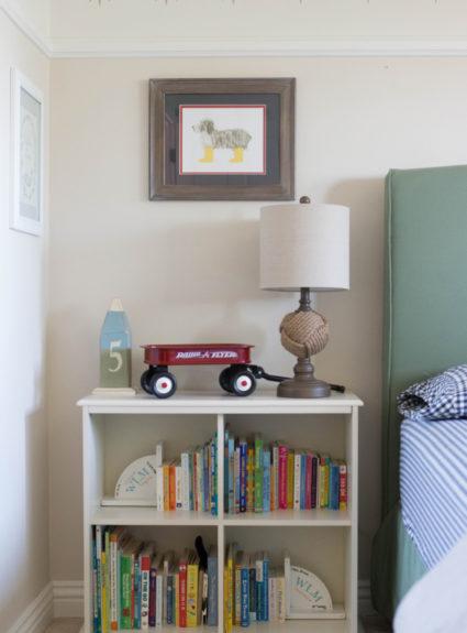 From Nursery to Big Boy Room