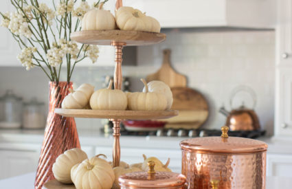 Fall Kitchen Decor