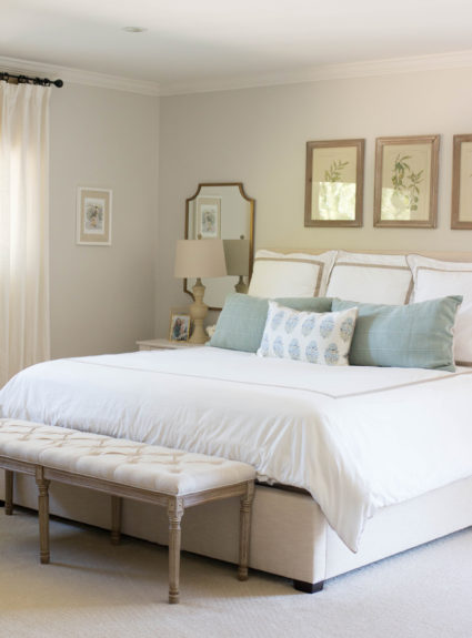 Our Master Bedroom Renovation Before and After