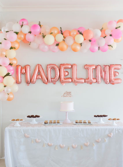 Madeline's 2nd Birthday