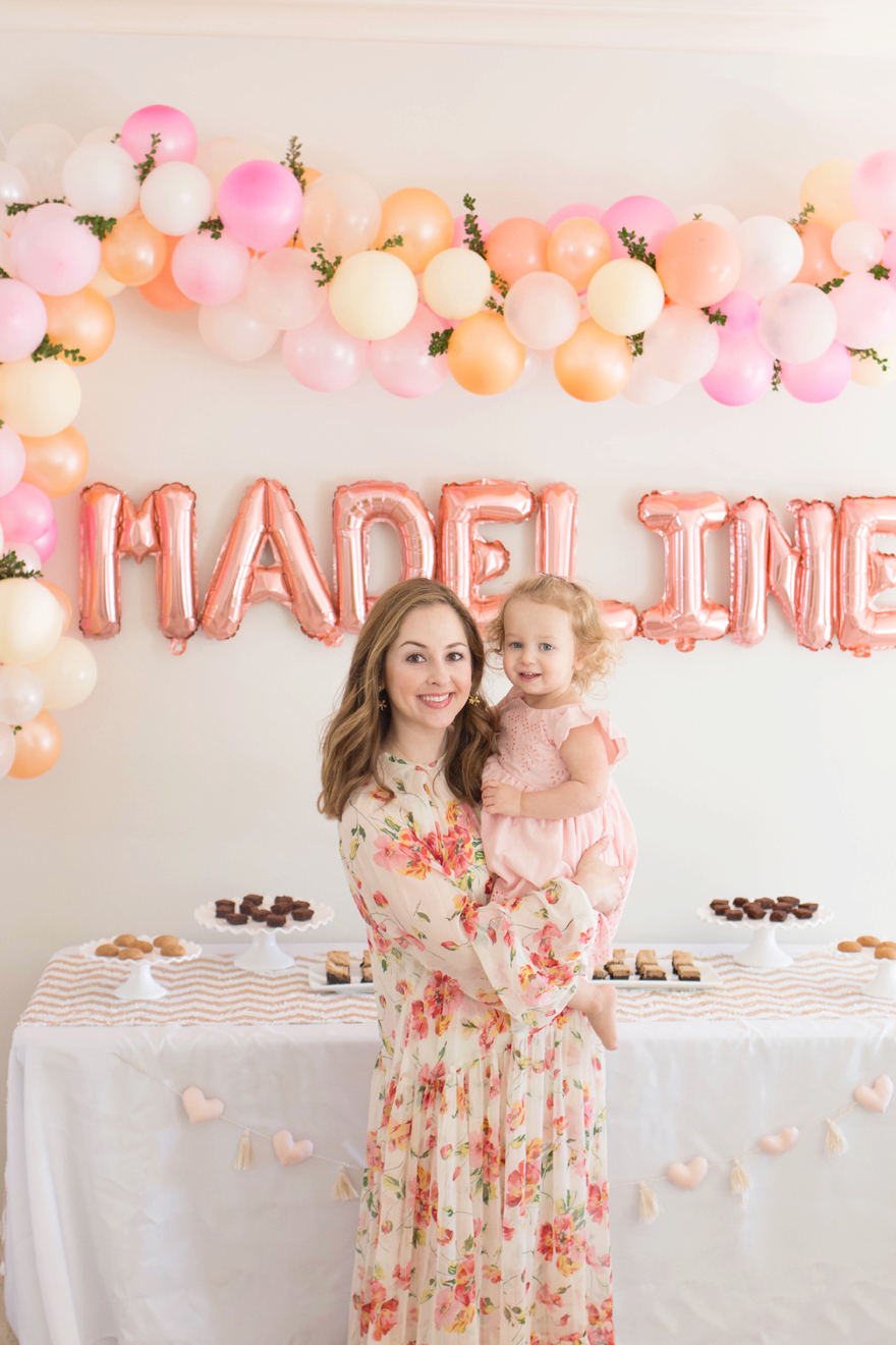 Madeline S 2nd Birthday